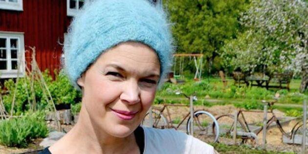 Äntligen! Sara Bäckmos succé-TV på land.se – Sveriges bästa odlingsskola!