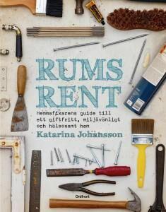 Tipsen kommer ur boken Rumsrent, skriven av Katarina Johansson.