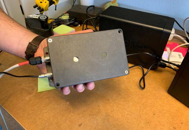 Kameramodulen består av en IR-kamera och en RGB-kamera. Om den ska säljas som hårdvara eller prenumerationslösning är fortfarande en öppen fråga.