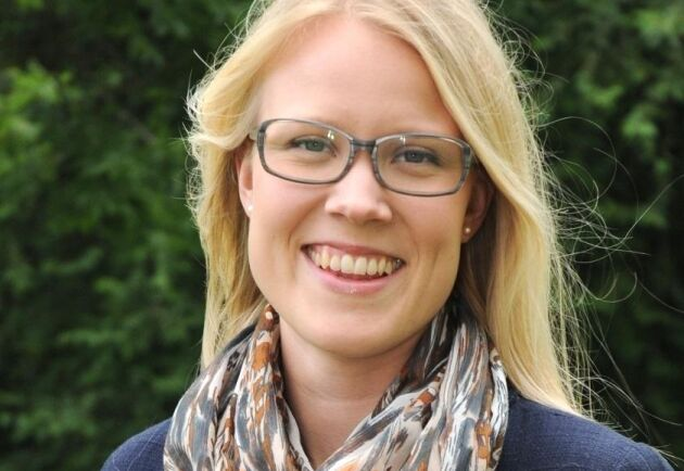 Kristina Yngwe, Centerpartiet.
