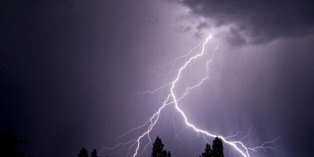 Myt eller sanning? 12 viktiga fakta om blixt och åska