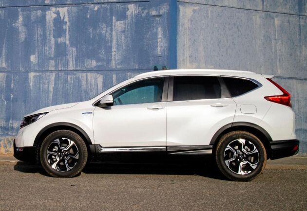 Honda CR-V är tekniskt spännande och ger en bra körupplevelse, men nackdelar finns.