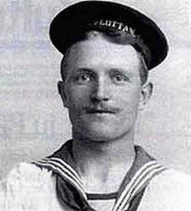 Carl Pettersson från Sollentuna anses vara förebild till Pippis pappa.