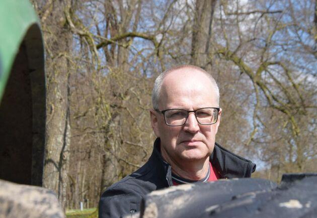 Alla pratar om ökad hållbarhet, men vi inom de gröna näringarna är unika. Det menar LRF:s förbundsordförande Palle Borgström.