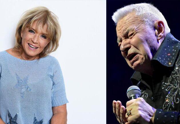 Lill-Babs och Jerry Williams var två kända svenskar som avled under 2018.