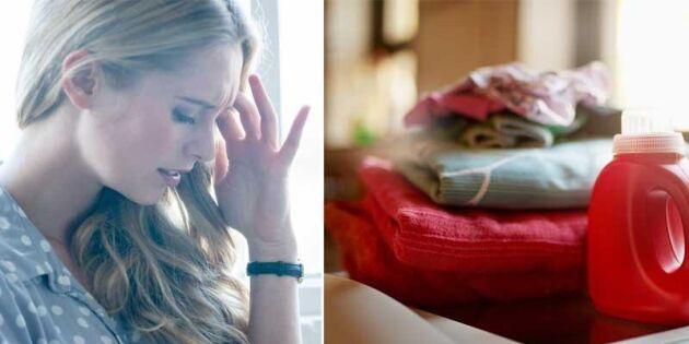 Doftöverkänslighet: Så visar du hänsyn mot din omgivning