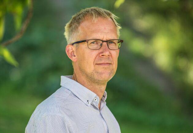"""""""Det är en dålig prioritering att förbjuda markanvändning vare sig arten har gynnsam bevarandestatus eller inte"""", säger Gunnar Lindén."""