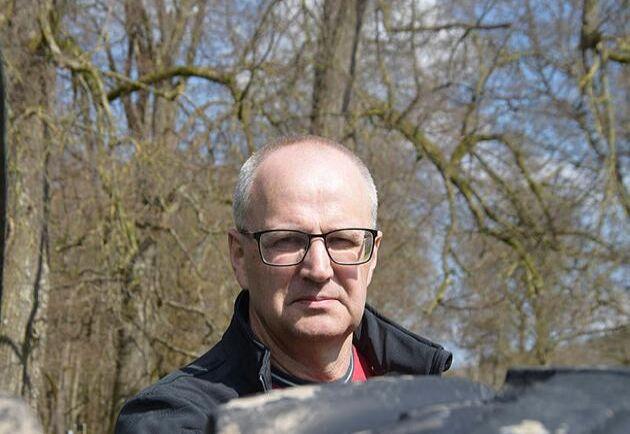 Palle Borgström, LRFs förbundsordförande.