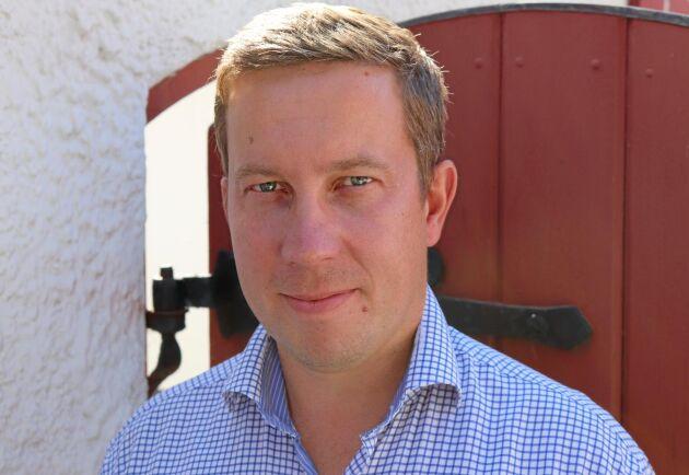 Anders Rydén, chef på Nordic Sugars Agricenter hoppas på en kortare betkampanj än 2019 då driftsstörningar i den nya fabriken medförde att kampanjen blev rekordlång och inte avslutades förrän i mitten på februari i år.