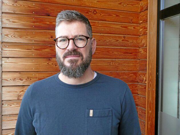 Carl Selling, Regionansvarig kommunikatör för LRF Östergötland.