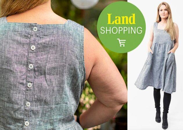 4 sköna klänningar för alla former och storlekar