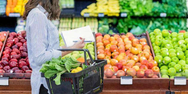 Så får du maten att hålla längre – 8 tips för att minska matsvinnet!