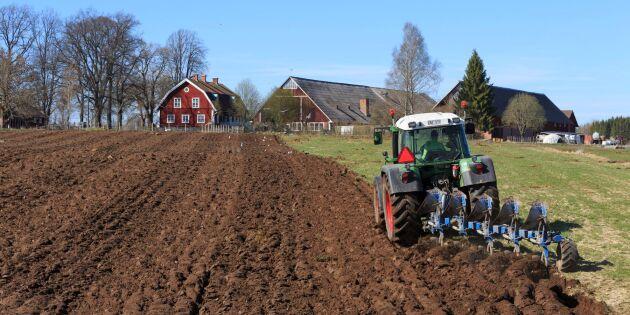 Tunga jordar riskerar att försena vårbruksstarten