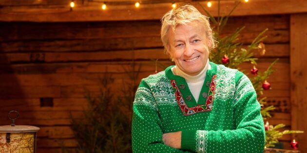 Lars Lerin årets julvärd i SVT! Därför älskar vi konstnären & tv-profilen
