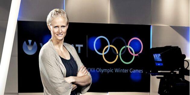Carolina Klüft vägleder oss i OS