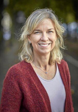 Anette Sievers, hönskunnig trädgårdsskribent.