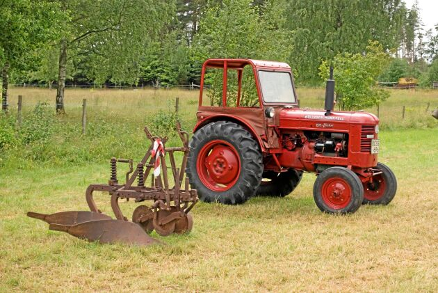 BM 230 Victor. En traktor som många vill ha i dag. Ljudet och nostalgin skapar intresse.