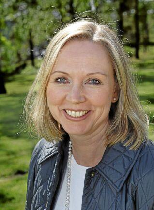 Erika Brendov, LRF:s expert i djurskyddsfrågor