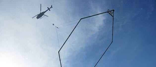 Det blir lågflygningar och höga ljudnivåer när man börjar leta efter nya grundvattentäkter på Öland med hjälp av helikopter.
