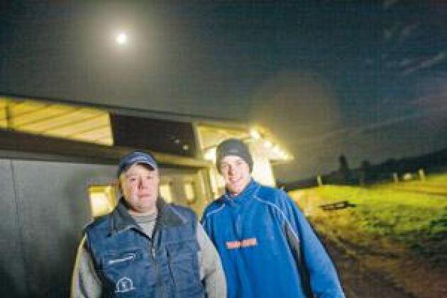 1e02cd787235 Torbjörn och Peter Nilsson är försiktigt optimistiska sedan länsstyrelsen  avslagit grannarnas överklagan mot deras planerade stallbyggnad