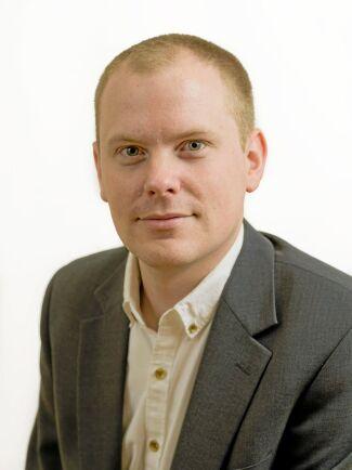 Magnus Norberg, jurist på LRF Konsult.