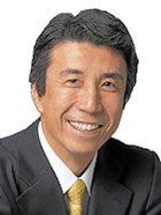 Japans jordbruksminister Ken Saito.