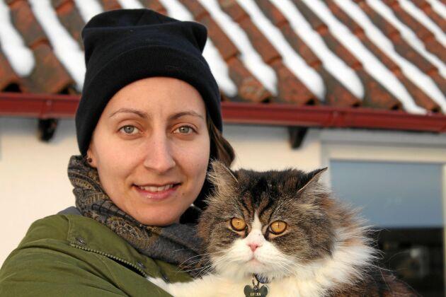 Elin Hirsch, doktor i etologi vid Institutionen för husdjurens miljö och hälsa på SLU.
