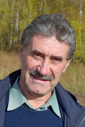 Nikolaj Ragulin, jordbruksansvarig i Mosalski kommun.