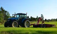 Traktorer skonas från fossilförbud