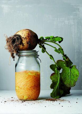 Kålrot är en ursvensk rot som är jättegod att pickla.