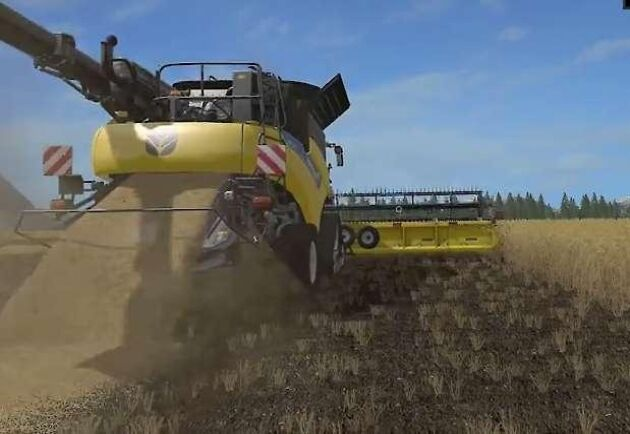 Odla spannmål, potatis, raps eller bedriv mjölkproduktion eller ha grisar - det finns många varianter för den som vill prova att driva jordbruk i den virtuella världen.