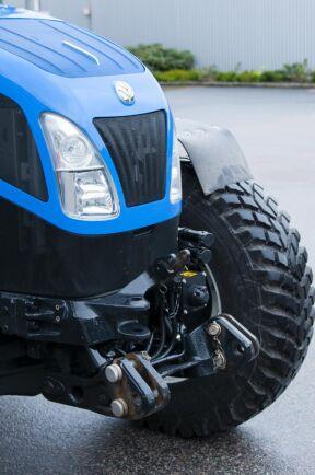 New Holland är en av flera traktormärken som minskat när det gäller nyregistreringar. Under årets första tio månader var antalet 266 stycken, att jämföra med 314 samma period i fjol.