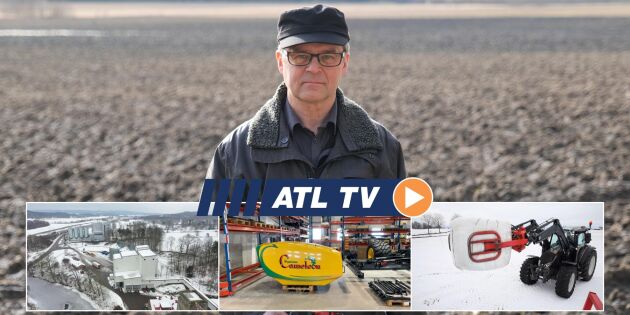 ATL TV: Nya maskiner från Gothia