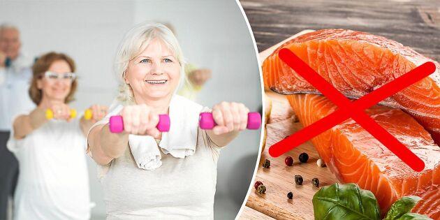 WHO: 5 sätt att minska risken att drabbas av demens