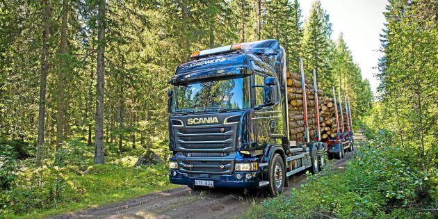 Ökade kostnader urholkar skogsbrukets lönsamhet