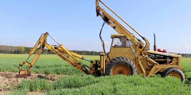 ATL TV: Baklastaren som kan gräva