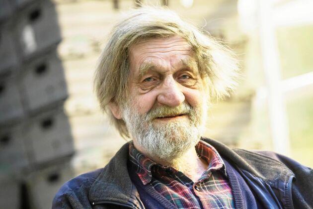 När 82-årige Pecka Nygård fick idén till kretsloppsodling för 20 år sen trodde inte många på den.