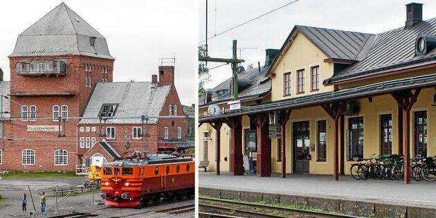 Tågförseningarna ökar – här är de värst drabbade orterna