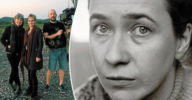 """Nu är det premiär för Gunilla Breskys dokumentär om Sara Lidman – """"Sara med allt sitt väsen""""."""