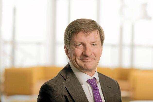 Lars Idermark, Södras koncernchef, lämnar med omedlbar verkan uppdraget som ordförande i Swedbank.