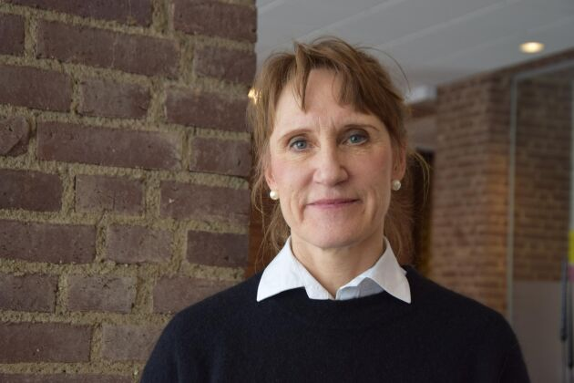 Christina Nordin, generaldirektör Jordbruksverket.