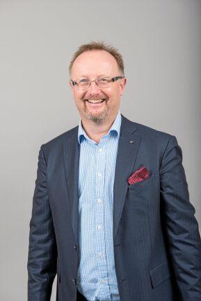 Magnus Ekstrand, VD på Wernerssons.