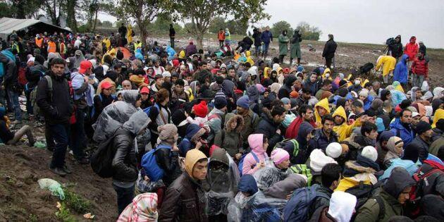 """""""Vilket är värst – att ta emot flyktingar eller att vara flykting?"""""""
