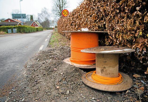 Miljöpartiet lovar en stor satsning på bredband i hela landet.