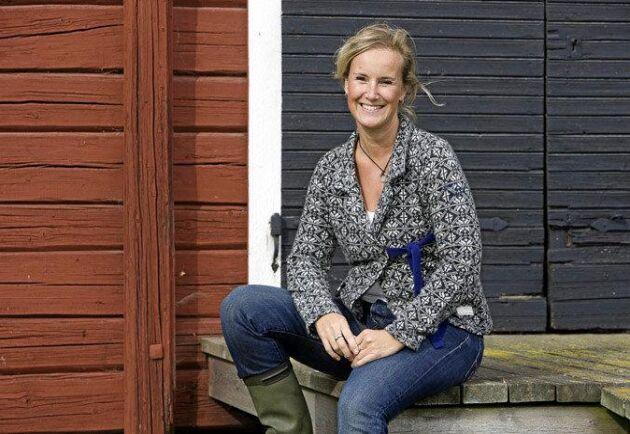 Annika Bergman, verksamhetsledare på Gröna jobb.