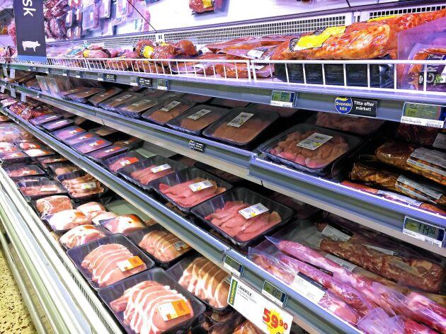LRF samarbetar med livsmedelsbranschen för att få konsumenterna att köpa mer svensk kött under den långvariga torkan.