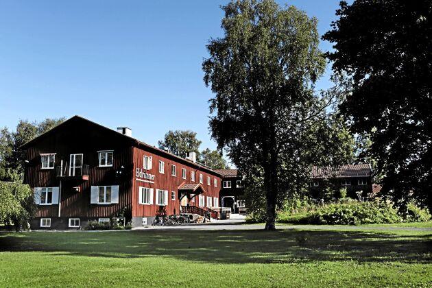 Sveriges centrum för mathantverk ligger i Krokoms kommun, mitt i Sverige.