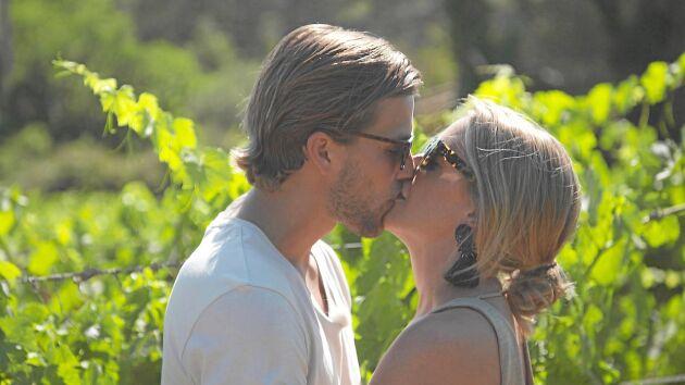Joacim Rickling & Caroline Kejbert.