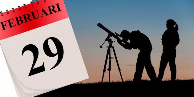 Därför har vi skottår – 7 fakta om den 29 februari