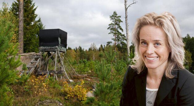 Jessica Wieslander svarar på läsarfrågor i Land Lantbruk och Land Skogsbruk.